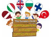 """""""Eiropas savienības ERASMUS+programmas   stratēģiskās partnerības skolu sadarbības  projektu Nr. 2017-1-LV01-KA219-035456   """"Eiropas bērns iesaistoties, veidojot un radot"""""""
